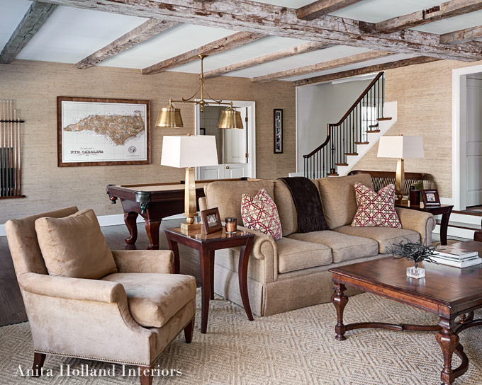 Charming Charlotte Interior Design. View Photo Gallery. Anita Holland Interiors. U201c