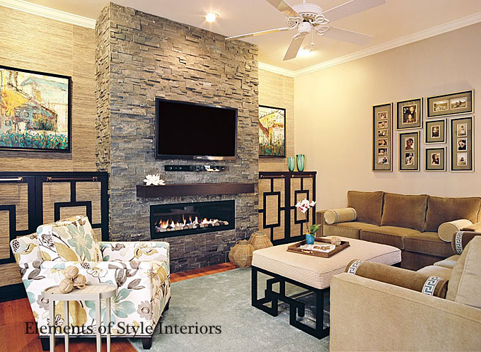Greensboro Interior Design | Elements of Style Interiors NC