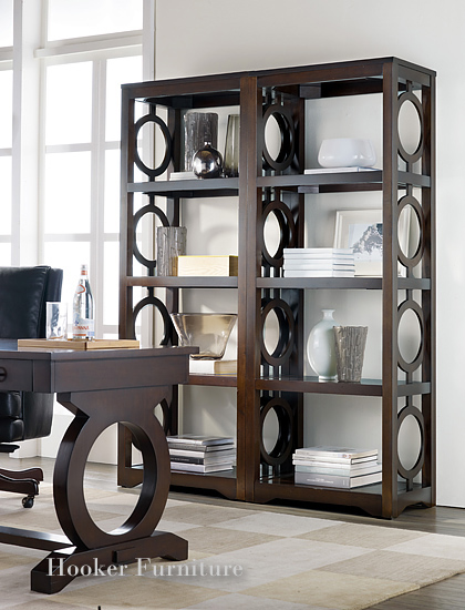 Hooker Furniture Home Office hooker furniture cherry creek open hutch 258 70 417 High Point Accessories Furniture Hooker Furniture Nc
