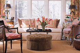 Jane Moffitt Beeker Establishes Distinctive Interiors That Resonate With The Personalities Of Her Clients