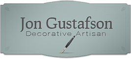 Jon Gustafson, Decorative Artisan