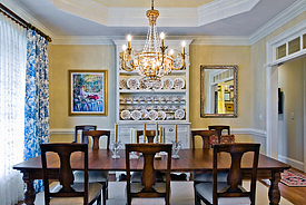 Voted By Readers Of The Winston Salem Journal As Best Interior Designer