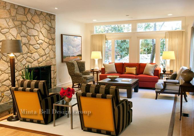 Raleigh Chapel Hill Interior Designers Minta Bell