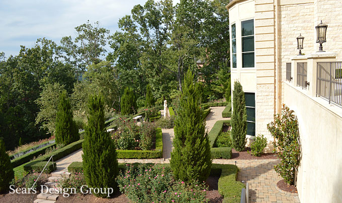 raleigh landscape outdoor living sears design group nc