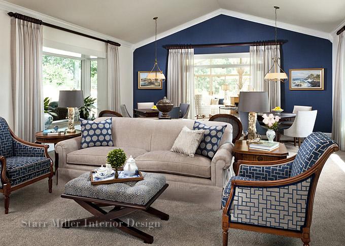 Lake norman interior designers starr miller interior - Interior design firms charlotte nc ...