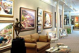 North Carolina Artists Nc Art Galleries