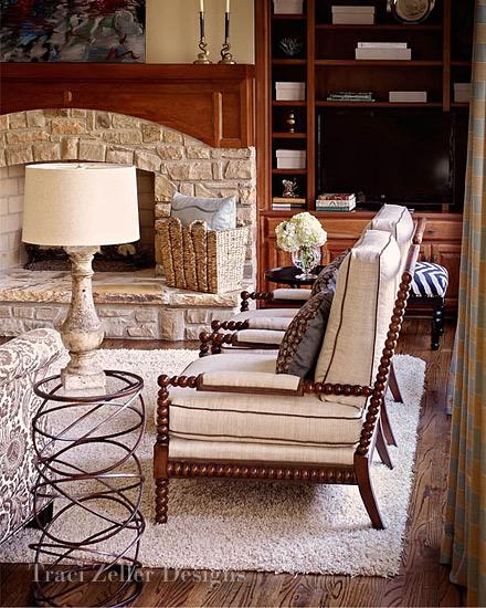 Charlotte interior designers traci zeller designs nc for Charlotte interiors