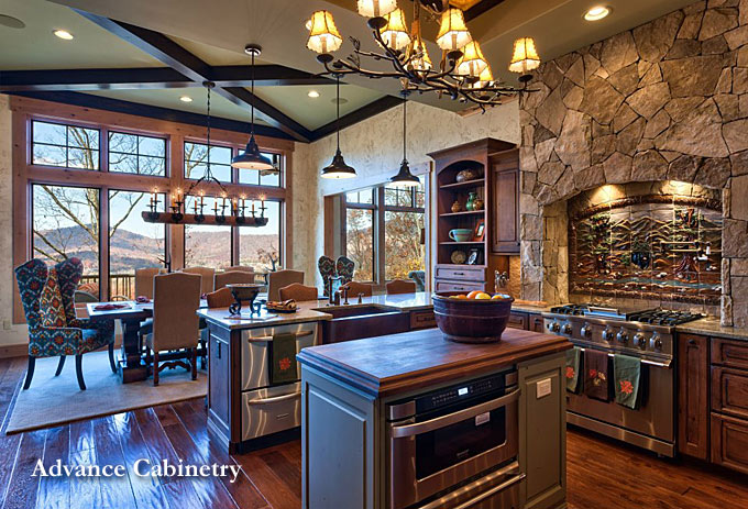 Advance Cabinetry Asheville Western Nc Kitchen Designers