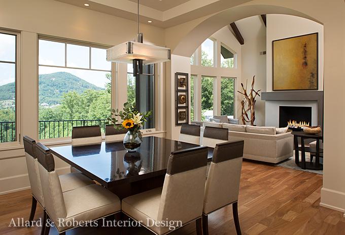 best asheville interior designers allard and roberts