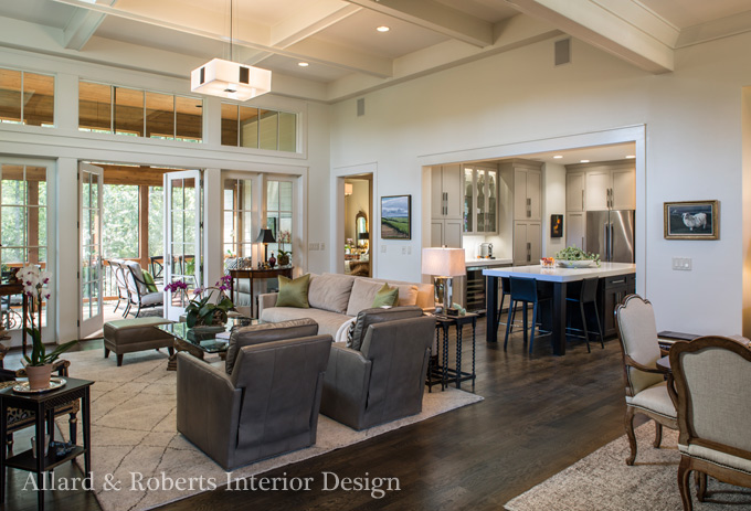 Best Asheville Interior Designers Allard And Roberts