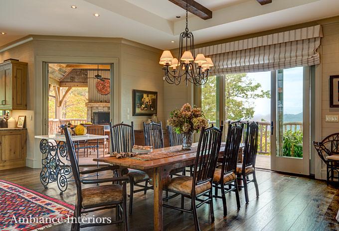 Asheville Interior Designers | Ambiance Interiors | Western NC