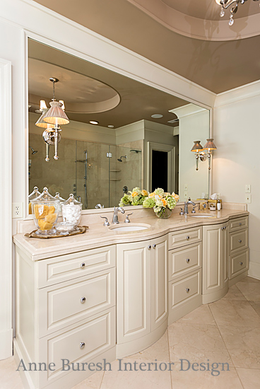 Charlotte nc interior designers anne buresh interior design for Bathroom interior design charlotte nc