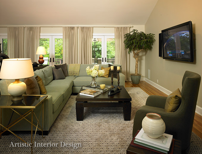 Artistic Interior Design 1