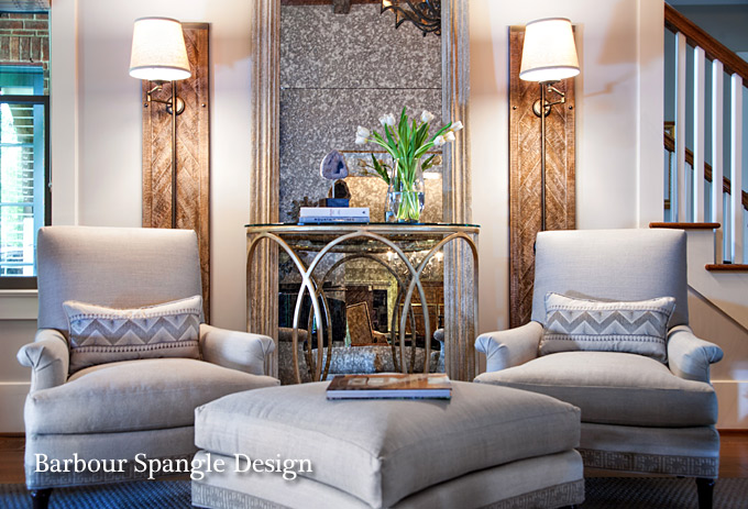 Greensboro High Point Interior Designers Barbour Spangle Design