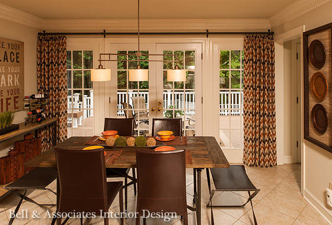 Raleigh interior design bell associates interior - Interior design associate s degree ...