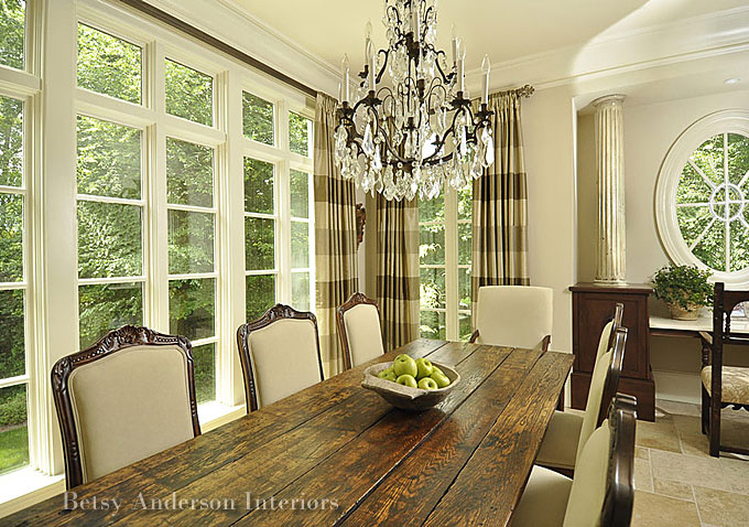 Raleigh Interior Designers | Betsy Anderson | NC Design Online