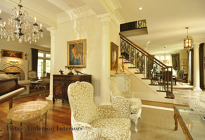 Raleigh interior designers betsy anderson nc design online for Interior decorators raleigh nc