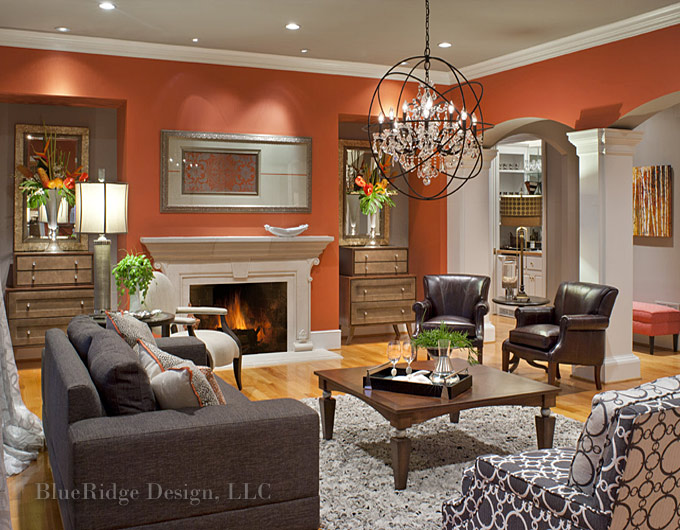 NC Asheville Interior Designers BlueRidge Design NC Design