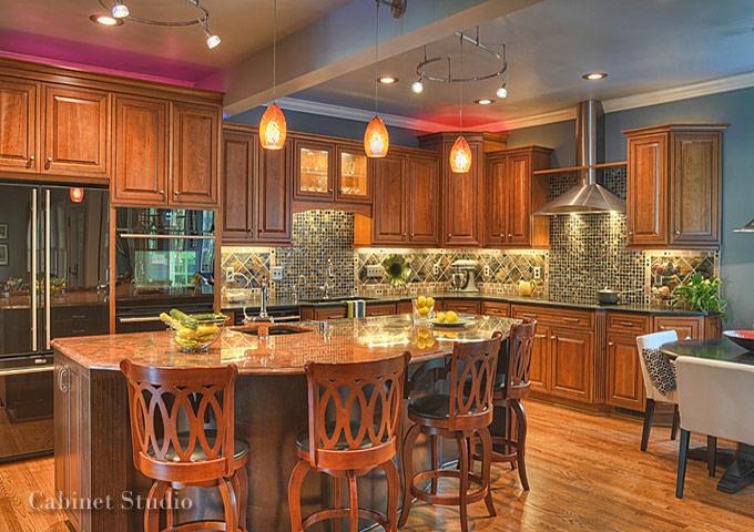 Winston-Salem Kitchen Designers | Cabinet Studio | NC Design ...
