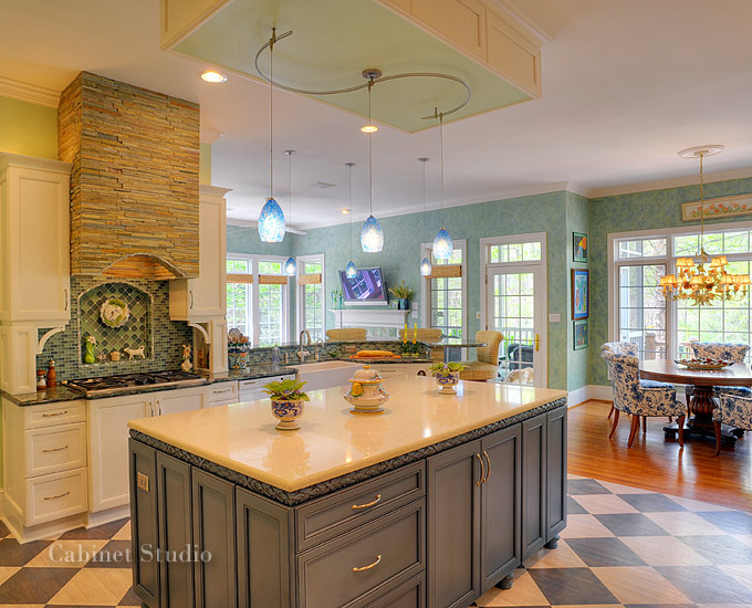 Winston-Salem Kitchen Designers | Cabinet Studio | NC Design ...