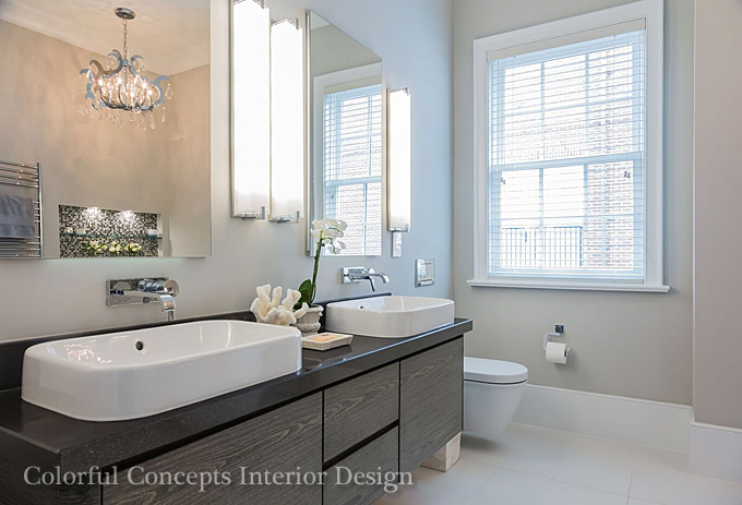 Raleigh interior designers colorful concepts nc design for Bathroom interior design concepts