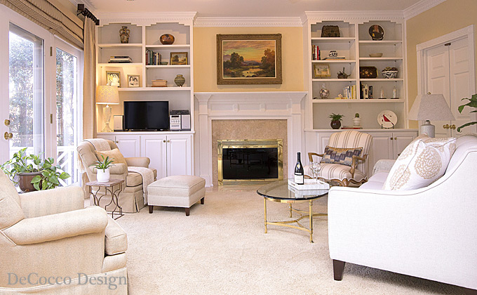 Raleigh Interior Designers | DeCocco Design
