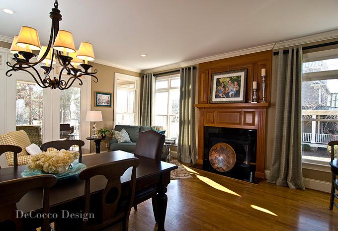 Raleigh interior designers decocco design for Interior design raleigh nc