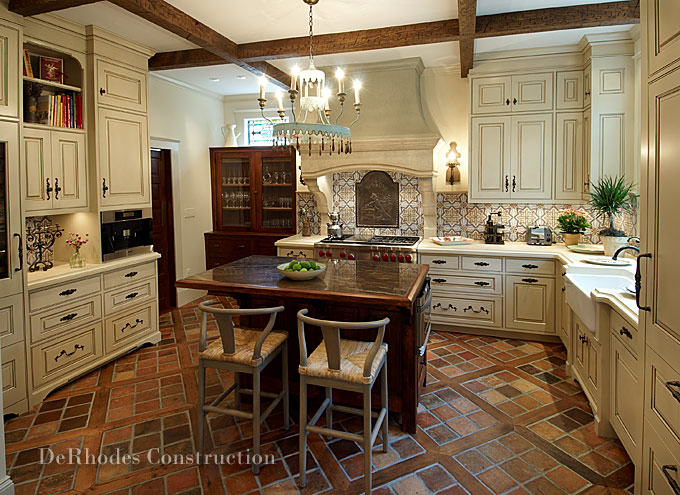Charlotte Kitchen Designers And Remodeling Derhodes Construction Nc Design