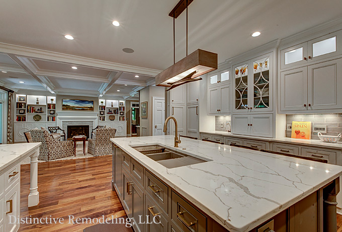 Raleigh Remodelers Kitchen Bath Designers Distinctive Remodeling LLC N