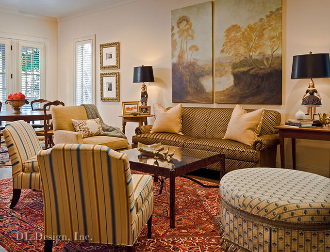 Charlotte Interior Designers | Traditional & Contemporary | DL