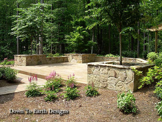 Raleigh landscapers landscaping raleigh nc design online for Landscape design raleigh