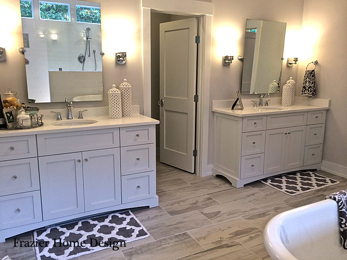 Find your inspiration search north carolina interior for Bath remodel wilson nc
