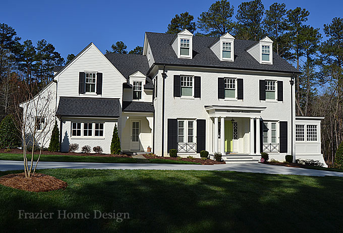 frazier home design 1 - Residential Home Design
