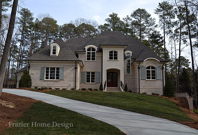 raleigh residential designers frazier home design nc design