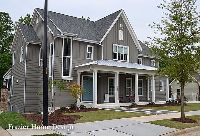 Raleigh Residential Designers | Frazier Home Design | NC Design