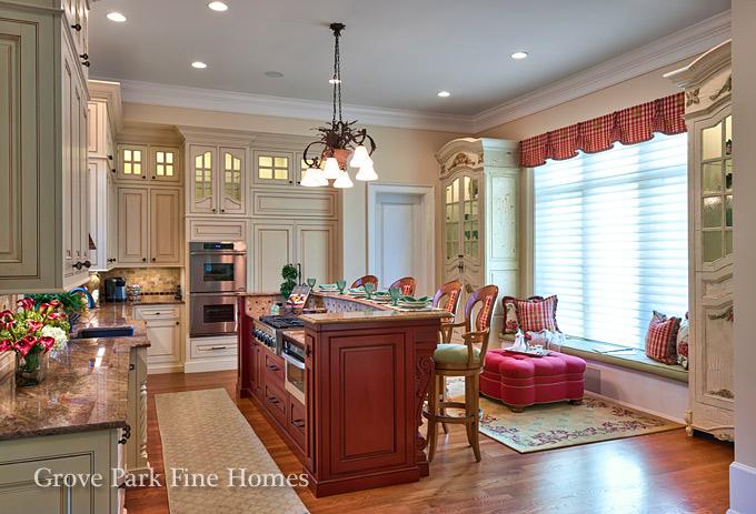 Asheville Luxury Home Builder Grove Park Fine Homes