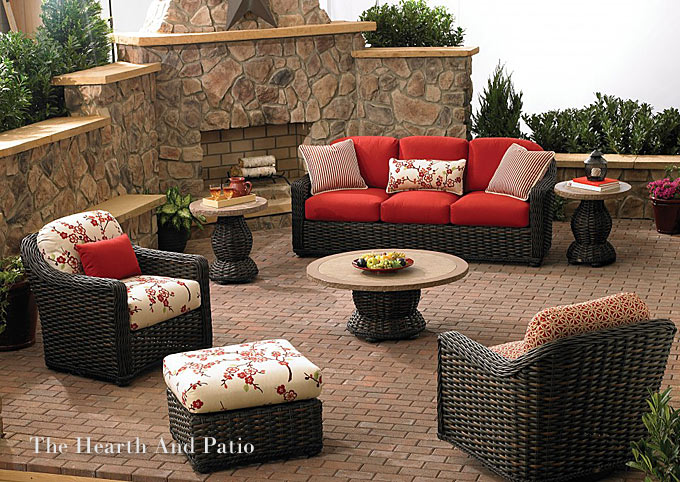Peachy Charlotte Patio And Outdoor Furniture The Hearth And Patio Home Interior And Landscaping Mentranervesignezvosmurscom