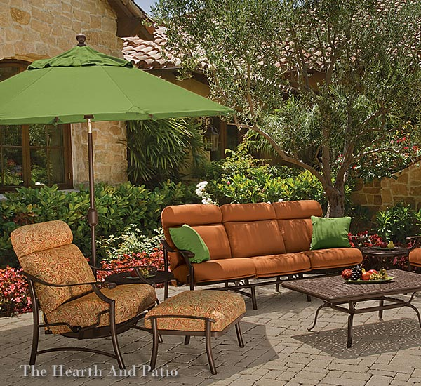 Charlotte Patio And Outdoor Furniture The Hearth And