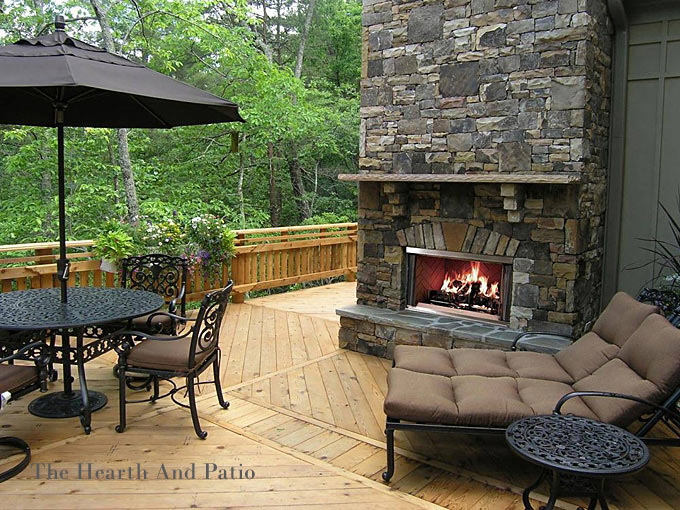 & Charlotte Patio And Outdoor Furniture | The Hearth And Patio | NC Design