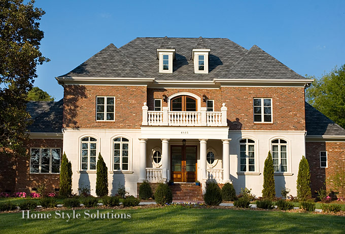 Traditional residential architecture for Residential architecture styles
