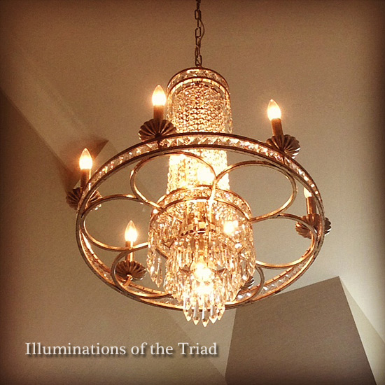 Illuminations of the Triad 1