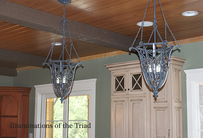 & Triad Greensboro Lighting Store | Illuminations| NC Design
