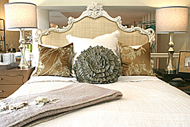 North Carolina Designer Fabrics Bed Linens
