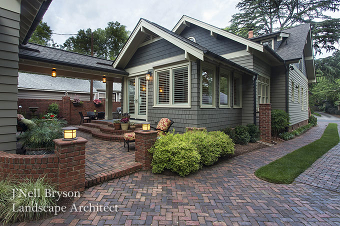 Charlotte landscape architects landscaping w j 39 nell for Landscape architects directory