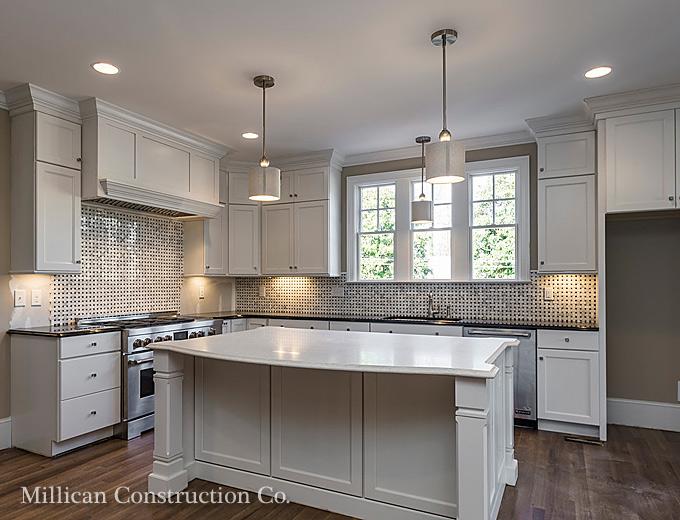 Greensboro Wilmington Custom Home Builders Millican Construction