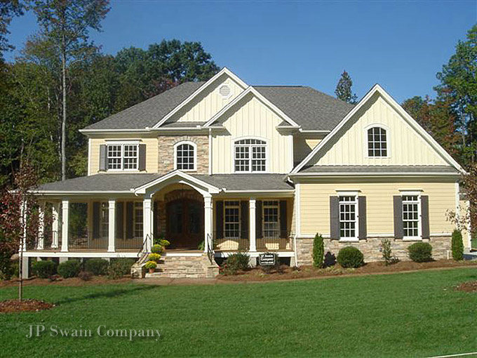 Home Design Companies In Raleigh Nc Triangle Raleigh Custom Home Builder Jp  Swain Company