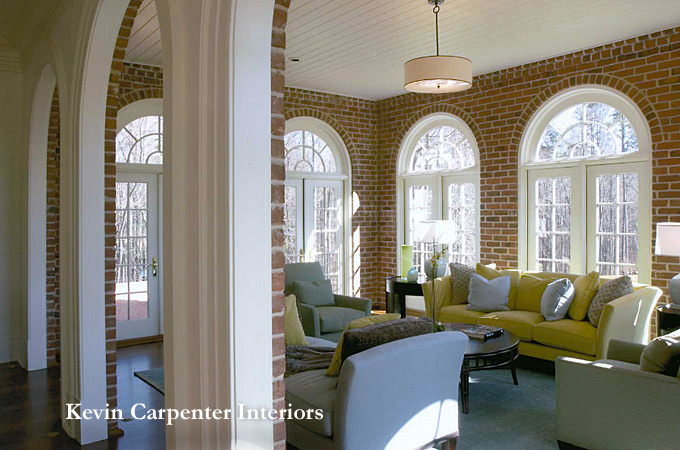 Charlotte Interior Designers Kevin Carpenter Interiors