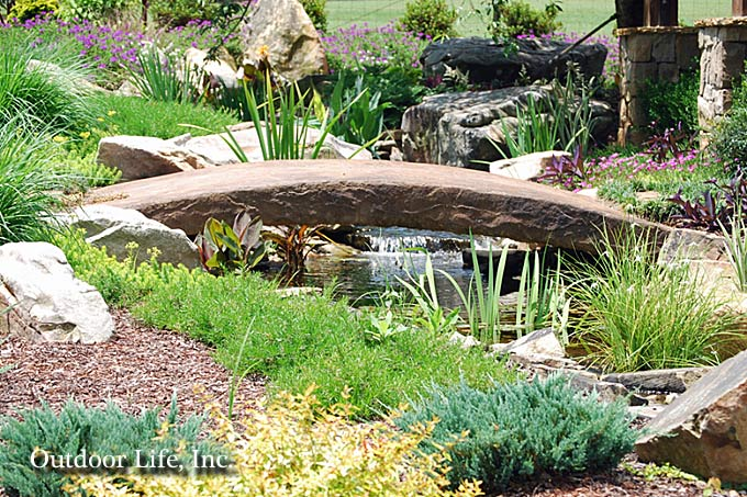 Charlotte Landscape Designers Outdoor Life Inc NC Design - Backyard design charlotte