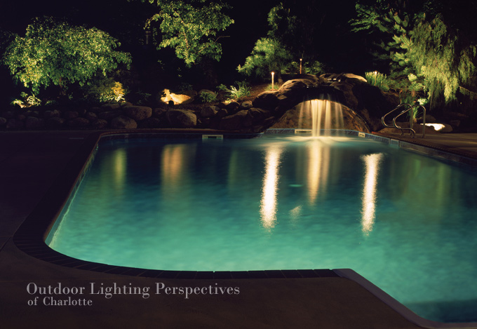 & Charlotte Lighting | Charlotte Outdoor Lighting | NC Design