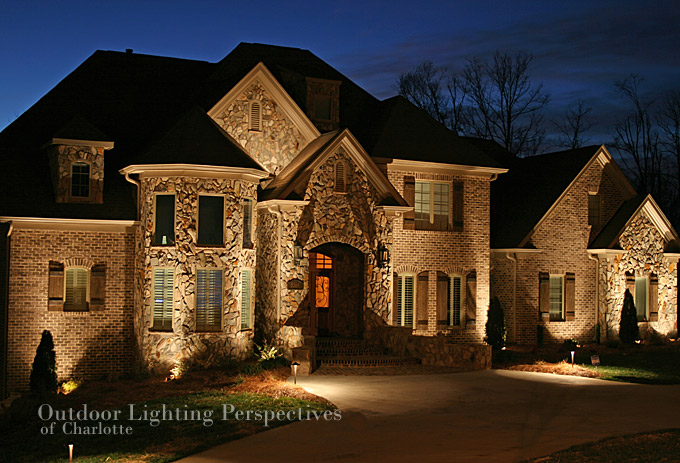 Charlotte Lake Norman Lighting & Charlotte Lighting | Charlotte Outdoor Lighting | NC Design